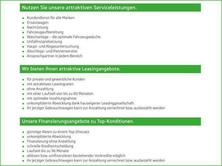 Bild 5: SKODA Octavia III Combi 1.4 TSI Elegance DSG GreenTec