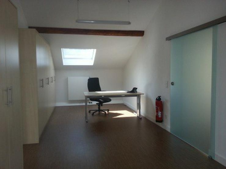 Bild 6: Gemütliches, stilvolles Büro