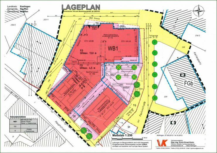Bild 5: Baubeginn ist erfolgt: Ladengeschäft mit großer Verkaufsfläche + praktischen Lager + Pe...
