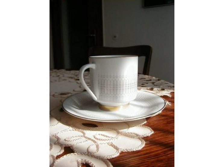Bild 2: Kaffeservice