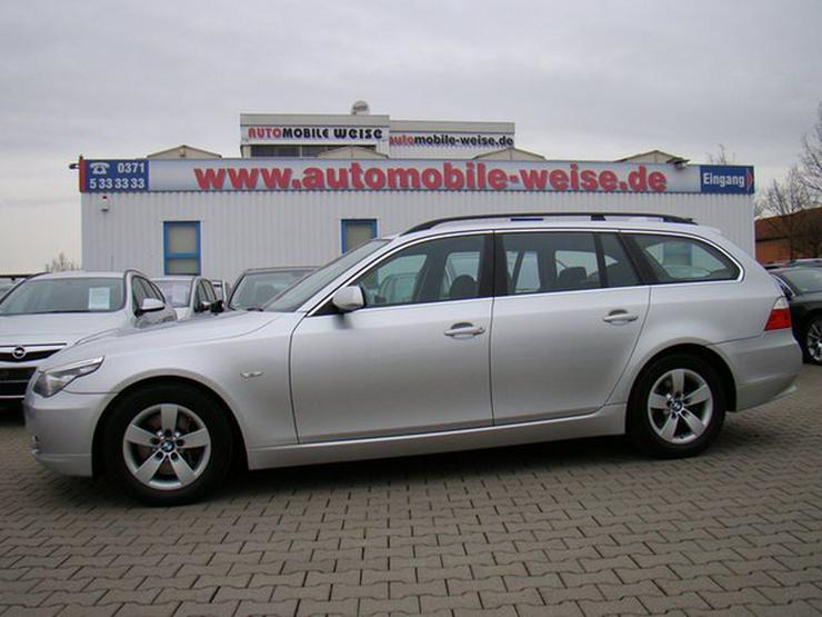 Bild 3: BMW 520d Touring Navi Xenon Sportsitze Xenon Klima+