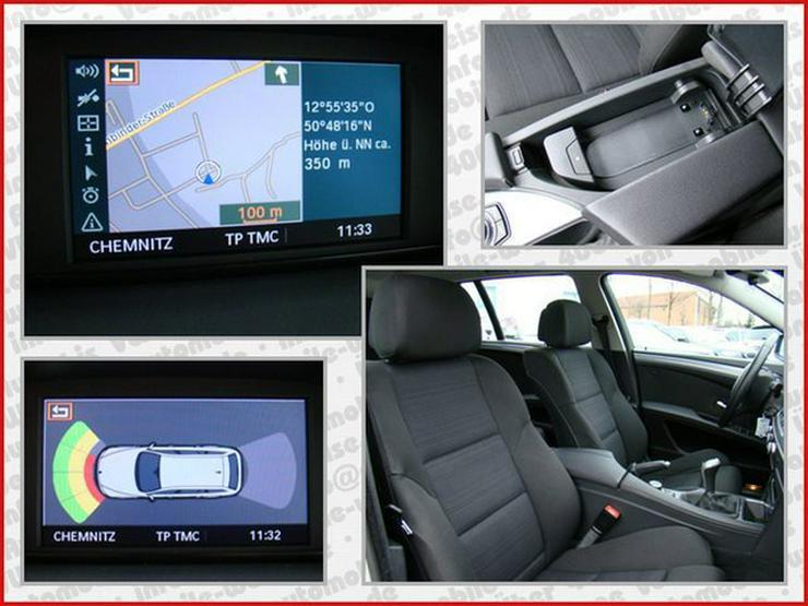 Bild 5: BMW 520d Touring Navi Xenon Sportsitze Xenon Klima+