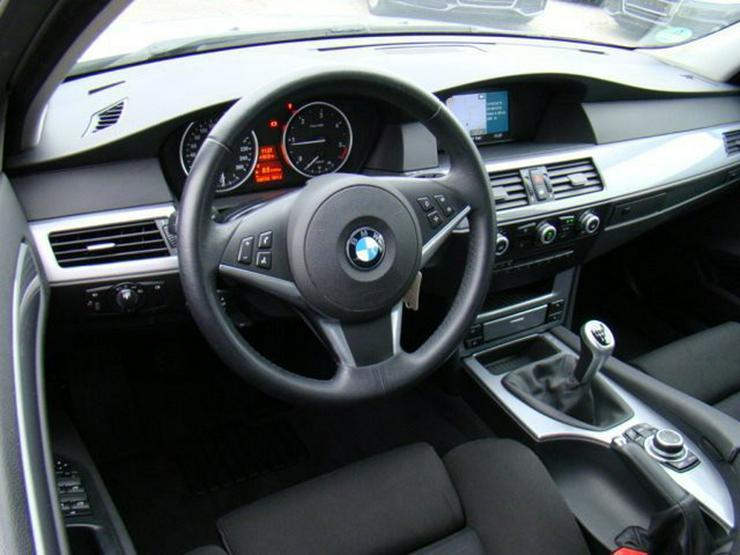Bild 6: BMW 520d Touring Navi Xenon Sportsitze Xenon Klima+