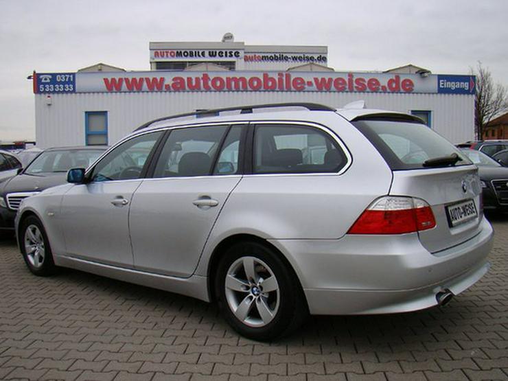 Bild 4: BMW 520d Touring Navi Xenon Sportsitze Xenon Klima+