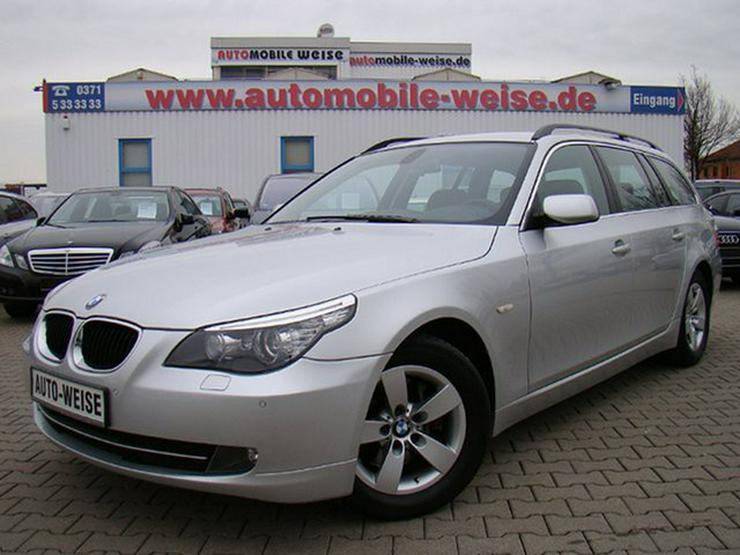 Bild 2: BMW 520d Touring Navi Xenon Sportsitze Xenon Klima+