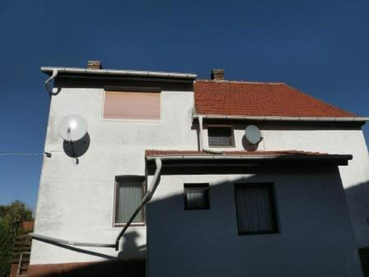 Haus mit Scheune, Garage und großzügigem Grundstück in Biedesheim - Haus kaufen - Bild 1