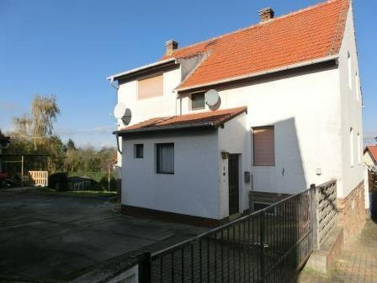 Haus Mit Scheune Garage Und Grosszugigem Grundstuck In Biedesheim In