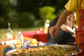 Paella Tapas Live Koch Ihnen Hause - K�che - Bild 1