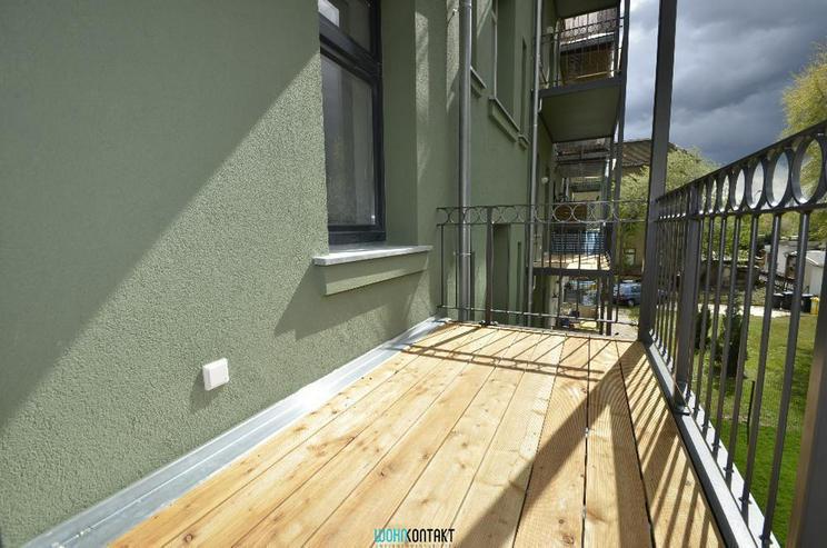 Bild 5: KfW-Effizienzhaus * Ideal für Selbstnutzer * 40m2-Gartenanteil * Balkon * Parkett * Gäst...