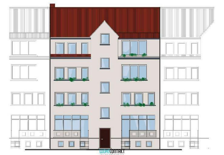 Bild 3: KfW-Effizienzhaus * Ideal für Selbstnutzer * 40m2-Gartenanteil * Balkon * Parkett * Gäst...