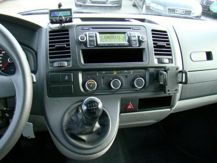 Bild 7: VW T5 2.0TDI Kasten Klima PDC Stzheizung Elektrikp.