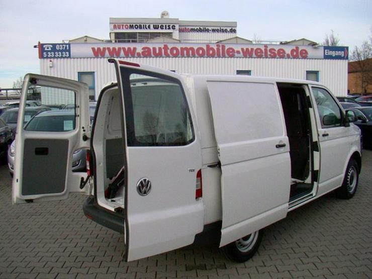Bild 12: VW T5 2.0TDI Kasten Klima PDC Stzheizung Elektrikp.