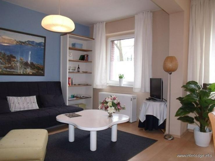 Bild 5: INTERLODGE Komplett möblierte und komfortabel ausgestattete Wohnung in Essen-Rüttenschei...