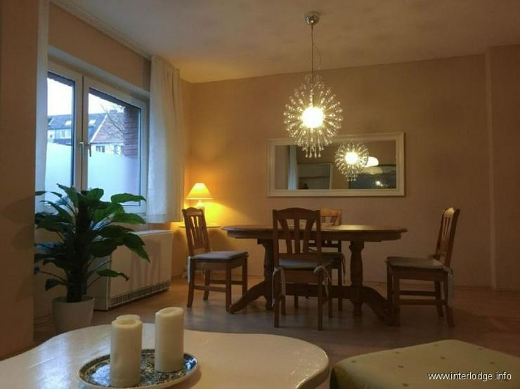 Bild 2: INTERLODGE Komplett möblierte und komfortabel ausgestattete Wohnung in Essen-Rüttenschei...