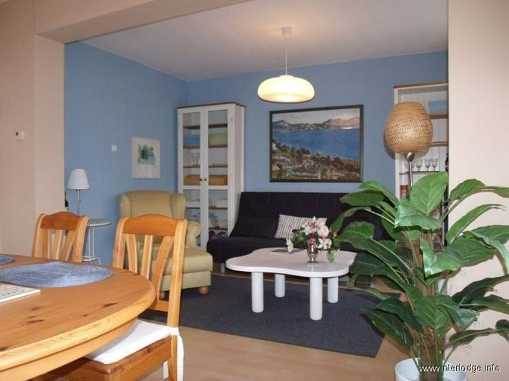 Bild 4: INTERLODGE Komplett möblierte und komfortabel ausgestattete Wohnung in Essen-Rüttenschei...
