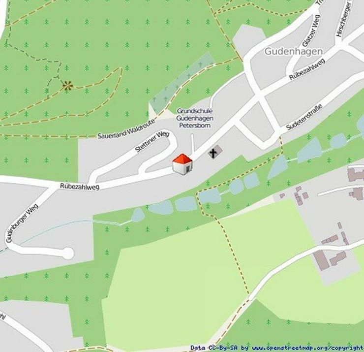Bild 3: Modernes Singel Apartment im Luft & Kneipkurort Brilon OT zu verkaufen.