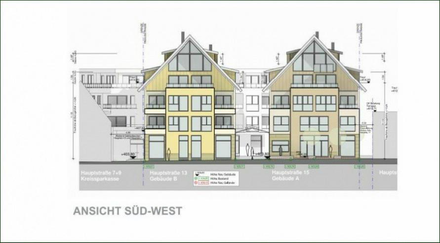 Bild 3: BEREITS 60% VERKAUFT: 2-Zi.-Whg. + Terrasse + Tageslichtbad + Stellplatz -Baubeginn ist er...