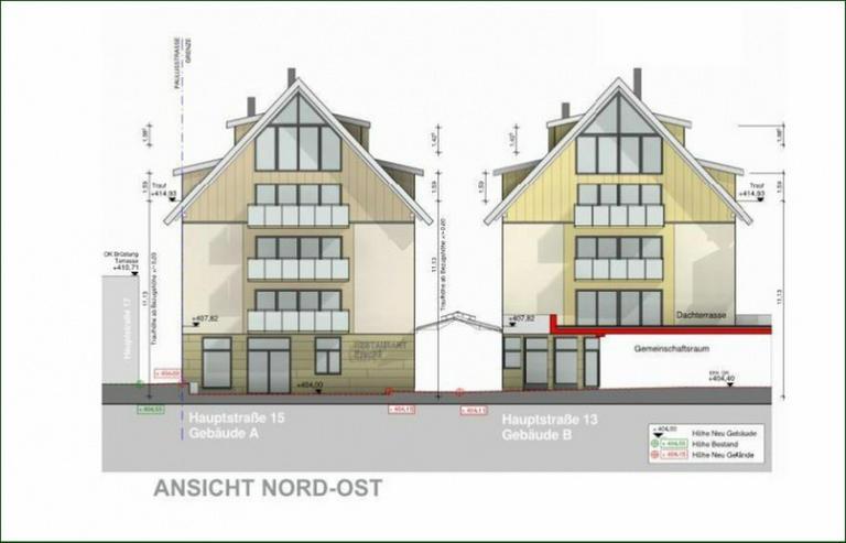 Bild 4: BEREITS 60% VERKAUFT: 3,5-Zi.-Wohnung mit Balkon, Tageslichtbad und TG-Stellplatz - im Bau
