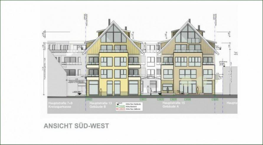 Bild 3: BEREITS 60% VERKAUFT: 3,5-Zi.-Wohnung mit Balkon, Tageslichtbad und TG-Stellplatz - im Bau