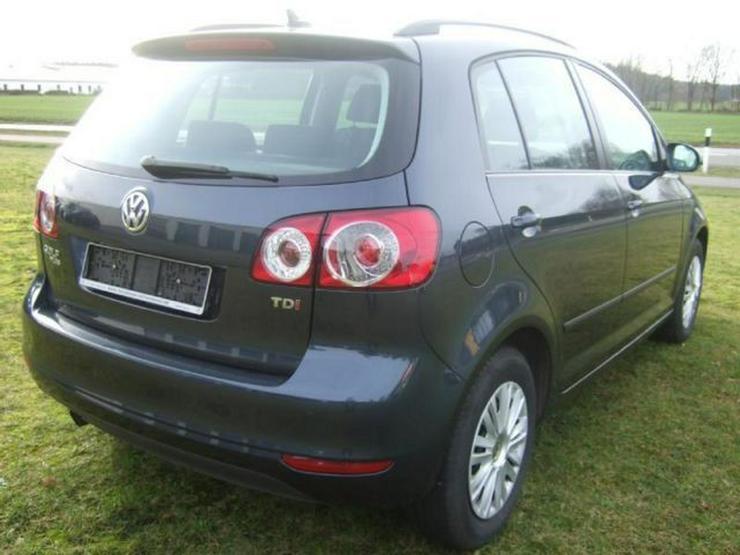 Bild 5: VW Golf Plus Trendline 1.6 TDI, Klima, ...