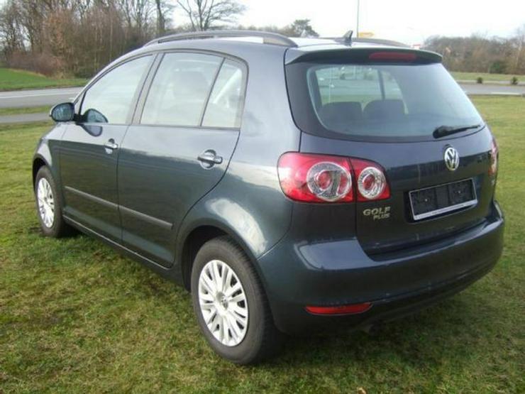 Bild 3: VW Golf Plus Trendline 1.6 TDI, Klima, ...