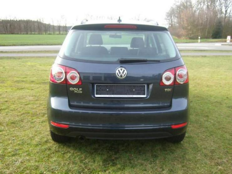 Bild 4: VW Golf Plus Trendline 1.6 TDI, Klima, ...