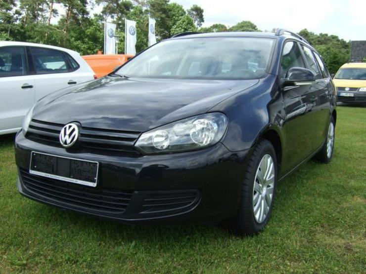 VW Golf Variant Trendline 1.6 TDI Klima ISOFIX Mult