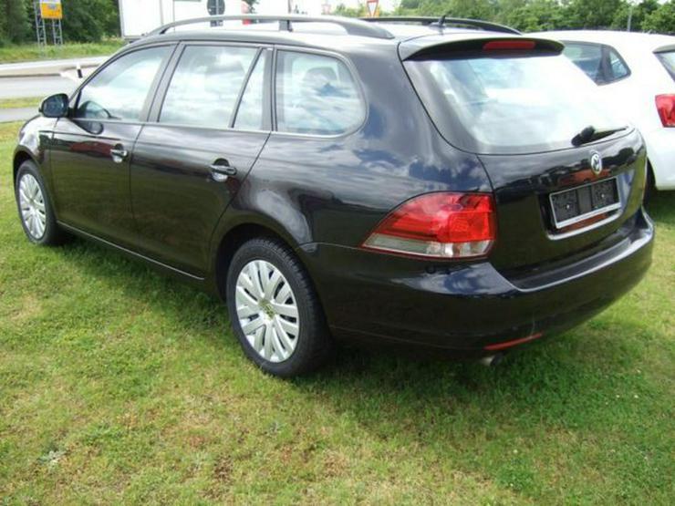 Bild 3: VW Golf Variant Trendline 1.6 TDI Klima ISOFIX Mult