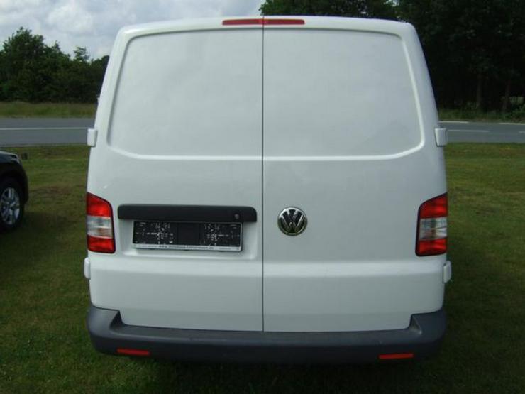 Bild 4: VW T5 Kasten kurzer Radstand 1.9 TDI Flügeltüren