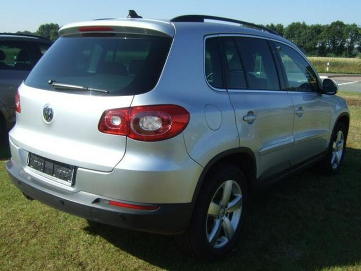 Bild 5: VW Tiguan Track & Field Navi Xenon Klima 4Motion Rü