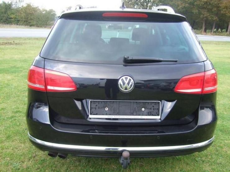 Bild 4: VW Passat Variant Highline Navi Leder Mufu Alu DSG