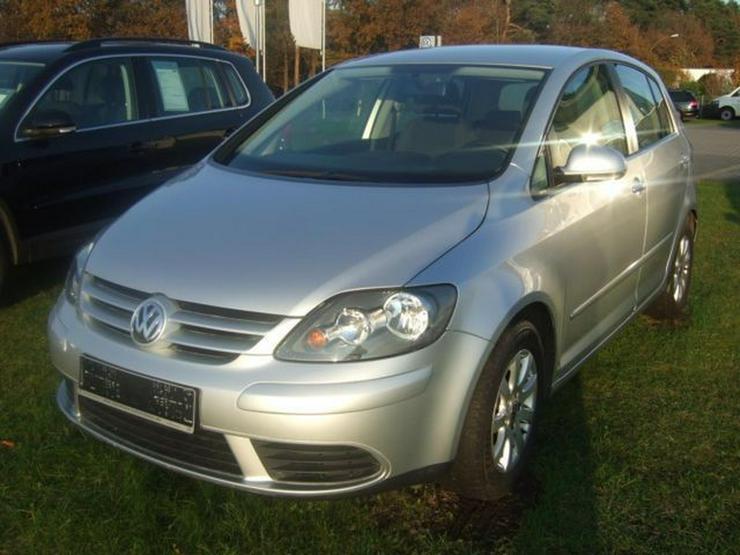 VW Golf Plus Comfortline 1.9 TDI Klima GRA Alu AHK