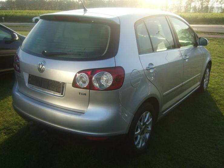 Bild 5: VW Golf Plus Comfortline 1.9 TDI Klima GRA Alu AHK
