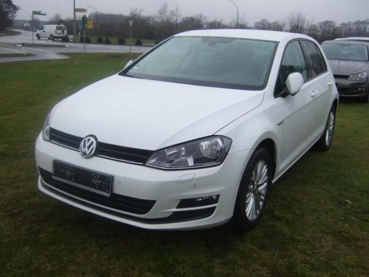 VW Golf CUP VII 1.2 TSI Klima Sitzheizung Alufelgen