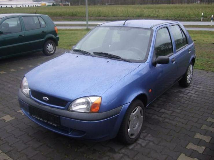 FORD Fiesta 1.3L Unfallfahrzeug HU11/16 - Fiesta - Bild 1