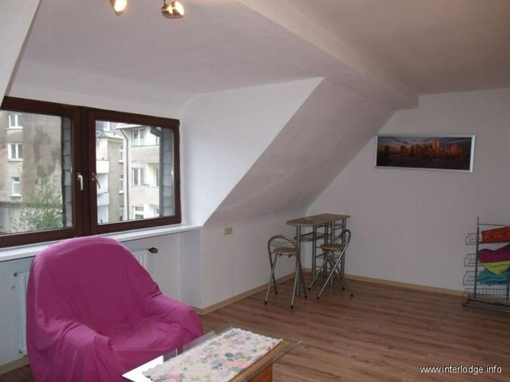Bild 3: INTERLODGE Günstige, möblierte Dachgeschosswohnung zentral gelegen in Hagen - Altenhagen