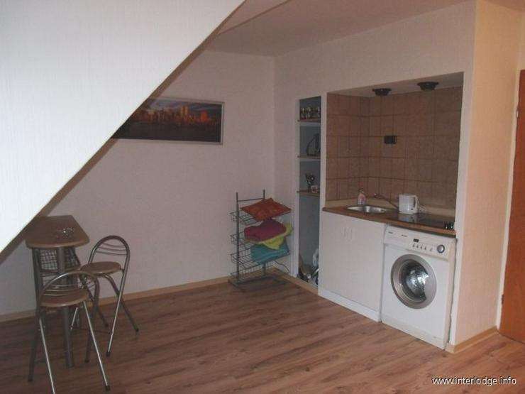 Bild 4: INTERLODGE Günstige, möblierte Dachgeschosswohnung zentral gelegen in Hagen - Altenhagen