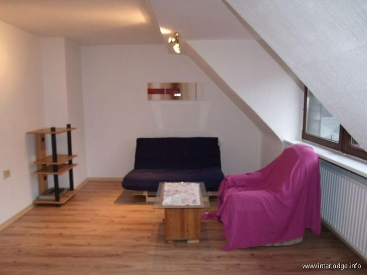 Bild 2: INTERLODGE Günstige, möblierte Dachgeschosswohnung zentral gelegen in Hagen - Altenhagen