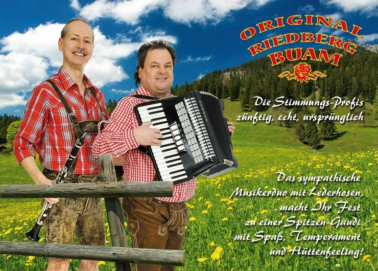 Volksmusikband,Oktoberfestband, - Musik, Foto & Kunst - Bild 1