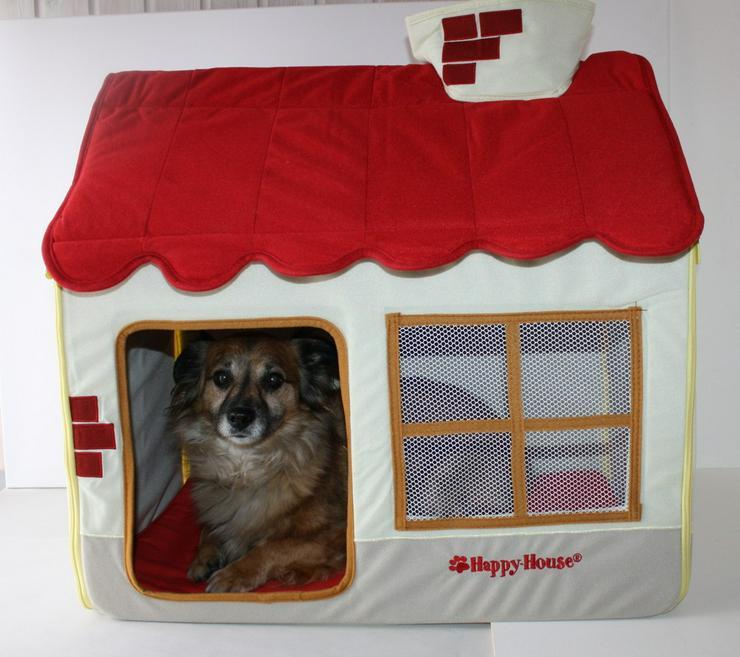 Bild 2: Hundehütte House Design bunt
