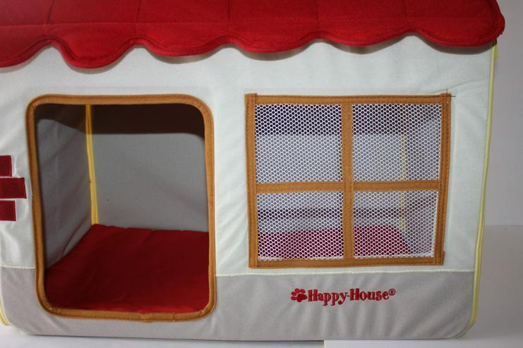 Bild 4: Hundehütte House Design bunt