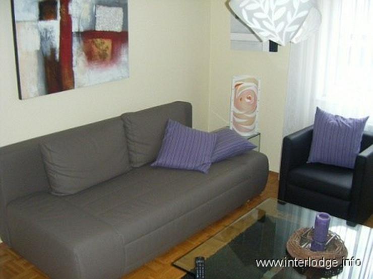 Bild 2: INTERLODGE Modern und komfortabel möblierte Wohnung in Essen-Rüttenscheid.