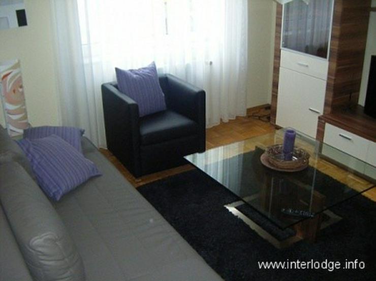 INTERLODGE Modern und komfortabel möblierte Wohnung in Essen-Rüttenscheid. - Bild 1