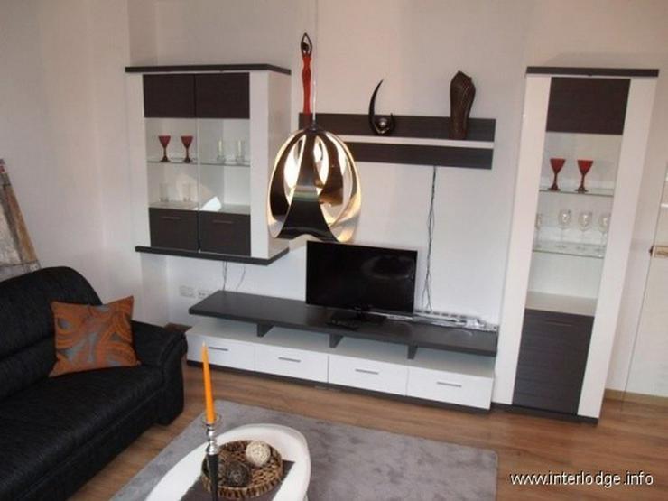 Bild 2: INTERLODGE Essen-Borbeck: Modern und komfortabel möblierte Wohnung mit 2 Schlafzimmer.