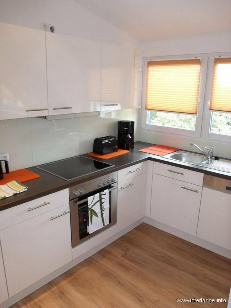 Bild 5: INTERLODGE Essen-Borbeck: Modern und komfortabel möblierte Wohnung mit 2 Schlafzimmer.