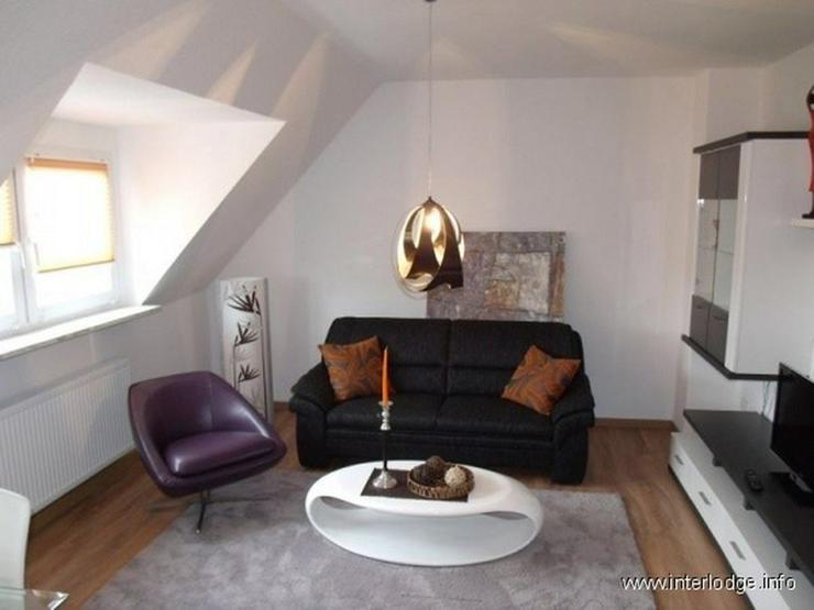 INTERLODGE Essen-Borbeck: Modern und komfortabel möblierte Wohnung mit 2 Schlafzimmer. - Wohnen auf Zeit - Bild 1