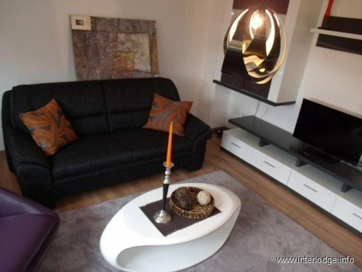 Bild 3: INTERLODGE Essen-Borbeck: Modern und komfortabel möblierte Wohnung mit 2 Schlafzimmer.