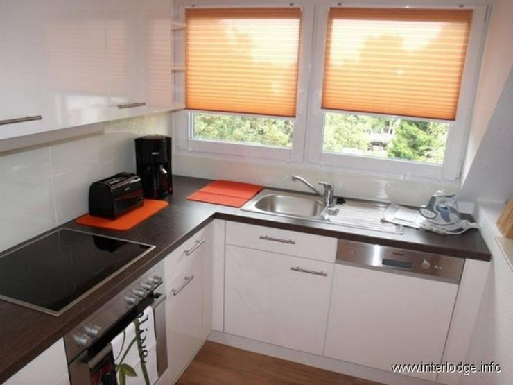 Bild 6: INTERLODGE Essen-Borbeck: Modern und komfortabel möblierte Wohnung mit 2 Schlafzimmer.