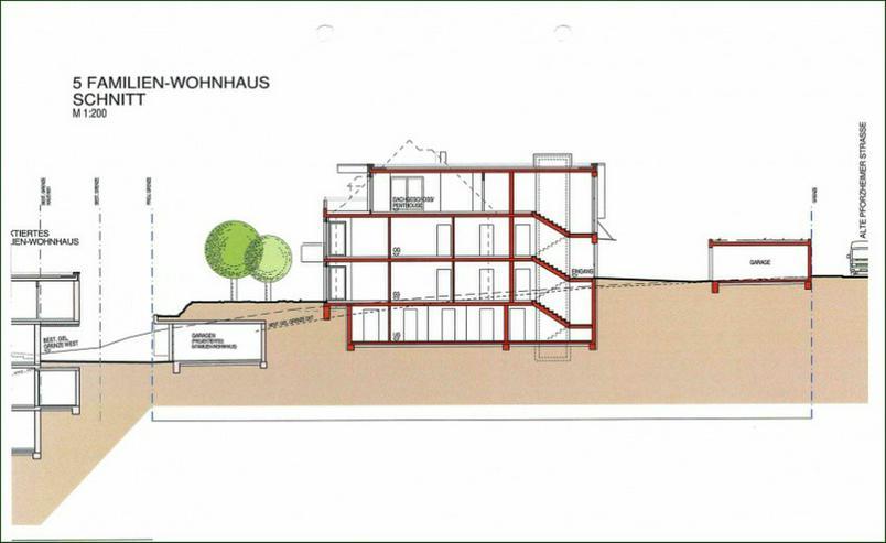 Bild 3: Seltene Gelegenheit: Baugenehmigung für 11 Wohnungen liegt vor