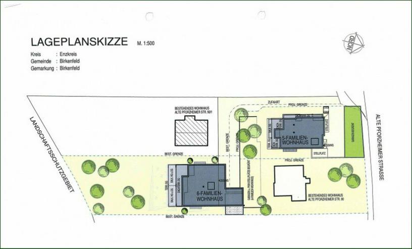 Bild 2: Seltene Gelegenheit: Baugenehmigung für 11 Wohnungen liegt vor